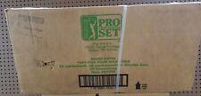1991 Pro Set PGA Tour Golf Factory Sealed Case 20 Boîtes PSA 10 BGS Grade'em