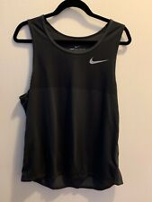 Nike Zonal Cooling Large Tank Top Large Reflective *Pre-owned