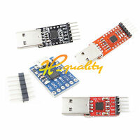 1/5PCS  USB 2.0 to TTL UART Module Serial Converter STC Replace CP2102 FT232