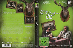 DVD VATER SEIDL & SEIN SOHN - DIE KOMPLETTE SERIE - WALTER SEDLMAYER HANS CLARIN