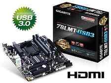 GIGABYTE AUFRÜST BUNDLE AMD FX ACHTKERN @8x 4,2GHz USB3 HDMI DVI IDE 4x RAM DDR3