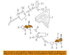 AUDI OEM 07-15 Q7 Headlight Head light lamp Washer/wiper-Nozzle 4L0955102