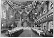 "Photo 1913 Berlin ""Apollo-Saal"" in the German Hotel"