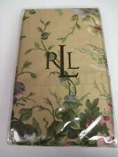 New Ralph Lauren 450TC ADRIANA Floral 2 Standard Pillowcases