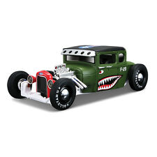 FORD MODEL A 1929 1/24 Die Cast Model Car Metal Models Miniature Racing Cars