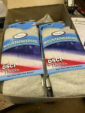 Thorlo's Mountaineering Socks - size Small  - 36 pair pack