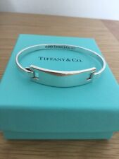 Genuine Tiffany Sterling Silver ID bracelet
