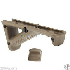 """Angled Foregrip 4.75"""" Front Hand Guard Front Grip for Picatinny Quad Rail #y06"""