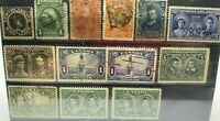 Canada Stamp Lot Faults May Be Present Great Cancels    ST13