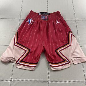 NBA Chicago 2020 NBA ALL-STAR Game Authentic Jordan Nike Shorts Medium Youth