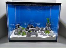 2 KG Stone Ornament Natural Slate Stone for Aquarium, Terra for Fish Tank