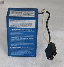 Power Wheels 00801-1900 Blue 4 Amp Battery Fisher Price Genuine 1 Year Warranty