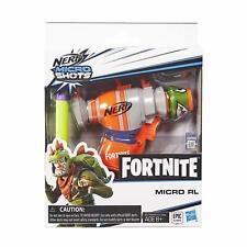 Nerf Fortnite Micro RL Microshots Blaster - Toy Dart Gun Pistol Weapon