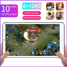 "10""4G 8+128GB Tablet PC 10 core Android 10.0 WIFI Dual SIM Triple Camera"