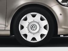 """1 Satz Original Volkswagen VW Radkappen 16"""" Zoll Caddy Golf Jetta 1T0071456A"""