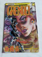 Grendel #1 October 1986 Comico Comics Matt Wagner