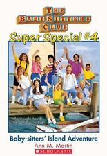 The Baby-Sitters Club Super Special: The Baby-Sitters Club Super Special #4: Ba…