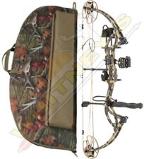"""Fred Bear Cruzer G2 Bow Fred Bear Classic Camo LH Package 5-70# 12-30"""" With Case"""