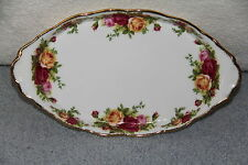 """Royal Albert OLD COUNTRY ROSES 10""""  Regal (Under) Tray NWT"""