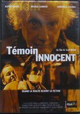DVD TEMOIN INNOCENT - Rupert GRAVES / Michael GAMBON / Annabella SCIORRA