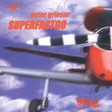 Superfastgo by Peter Griesar (CD, Feb-2003, Offset Records) New
