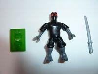 Ninja Turtles TMNT Foot clan ninja minifig figure Mega Bloks Construx Series 1!
