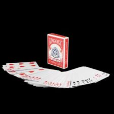 HOT Svengali Deck Atom Playing Card Magic Cards Poker Magic Tricks Puzzle Toy
