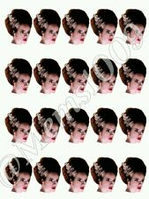 Bride of Frankenstein WATER DECALS Nail art Free US shipping!