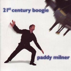 Paddy Milner - 21st Century Boogie