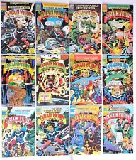 CAPT.VICTORY PACIFIC 1981 #1 TO 13 + THE SPECIAL VF/NM COMP.LAST ISSUES TOUGH!