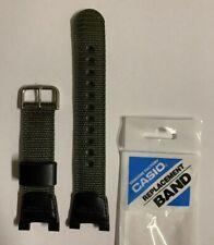 Casio Original Band SGW-100B-3V Green Strap SGW-100B-3  Original SGW100