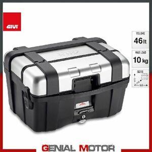 Case Givi TRK 46 TREKKER 46lt SUZUKI DL 650 V-STROM 2017 > 2019 AENIQ