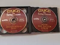 MYTH: THE TOTAL CODEX 2 DISC  VIDEO GAME