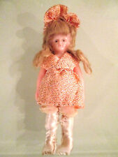 60s french doll's house doll