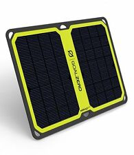 Goal Zero Nomad 7 Plus Smart Solar Panel - Charge Phone GoPro GPS From The Sun