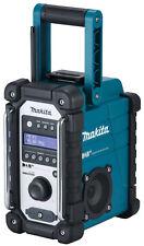 Makita Baustellenradio DMR110 DAB+ Digital Radio mit Antenne NEU