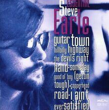 Steve Earle - Essential Steve Earle [New CD]