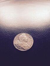 William 111 SHILLING 1700 circa UNC