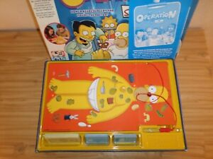 Operation - The Simpsons Edition from MB Games