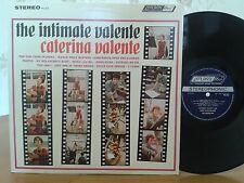 Caterina Valente,The Intimate Valente,London PS473,UK,VG+,Vinyl,LP,Jazz, Rare