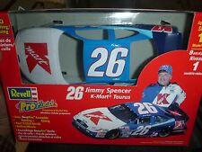 REVELL PRO-FINISH JIMMY SPENCER TAURUS K-MART #26 1/24 Model Car Mountain FS