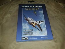 Down in Flames - Locked-On The Modern Air Combat Card Game - DVG 2018