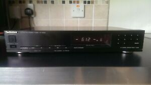 Technics ST-X933L Stereo AM FM Radio Tuner HiFi Separate - 360 Series