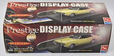 Prestige Auto Display Case 1/25 Scale AMT Clear With Black Base 2001