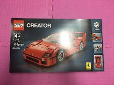 New LEGO Creator F40 Ferrari 10248 - Ready To Ship