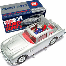Corgi CC04206 james bond aston martin DB5 argent 50th anniversaire thunderball