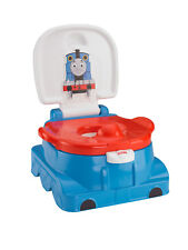 Baby Toddler Potty Musical Toilet Seat Step Thomas and Friends Fisher Price