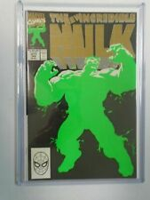 Incredible Hulk #377 B Variant cover 7.5 VF- (1991 1st Series)