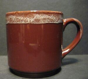 virtually a Pint Pot Or Mug Brown Stoneware 18 fl oz