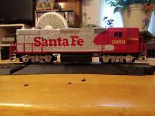 HO Scale Model Train SANTA FE Dummy road diesel Locomotive 3056